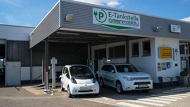 e-tankstelle-2 Autohaus Buschmann Trierweiler