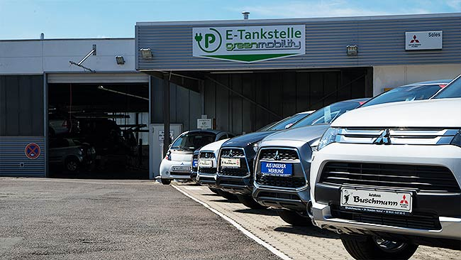e-tankstelle-4 Autohaus Buschmann Trierweiler