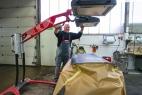 Lackierarbeiten Autohaus Buschmann