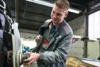 Werkstatt KfZ Lackvorbereitung