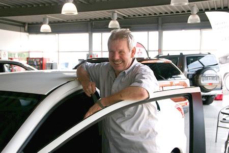 Autohaus Buschmann Trierweiler Beratung Verkauf Mitsubishi Fahrzeuge