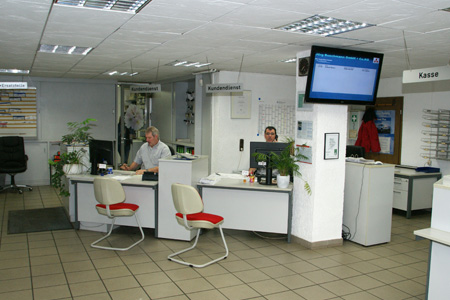 Beratung Autohaus Buschmann Trierweiler