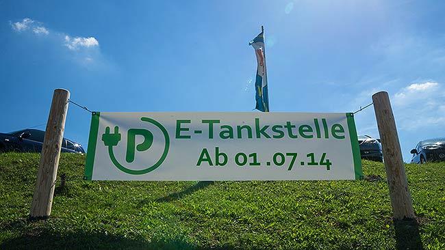 E-Tankstelle Trierweiler