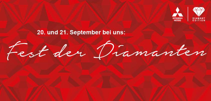 Mitsubishi-Diamant-Edition-Fest-der-Diamanten