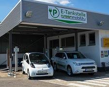E-Tankstelle Autohaus Buschmann Trierweiler