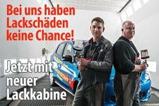 Werkstatt Lackierarbeiten Autohaus Buschmann Trierweiler