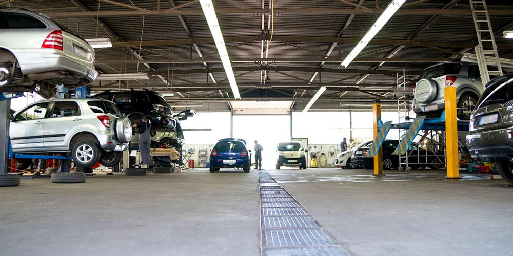 KfZ-Werkstatt Service alle Marken Autohaus Trierweiler
