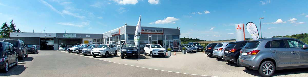 Autohaus Trierweiler Mitsubishi Buschmann