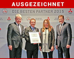 Mitsubishi Autohaus Buschmann die besten 2015