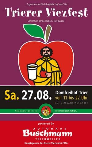 Sponsoring Trierer Viezfest 2016