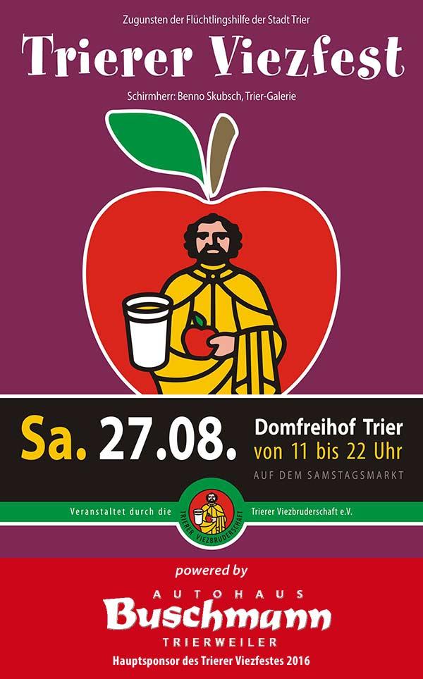 Trierer Viezfest powered by Autohaus Buschmann