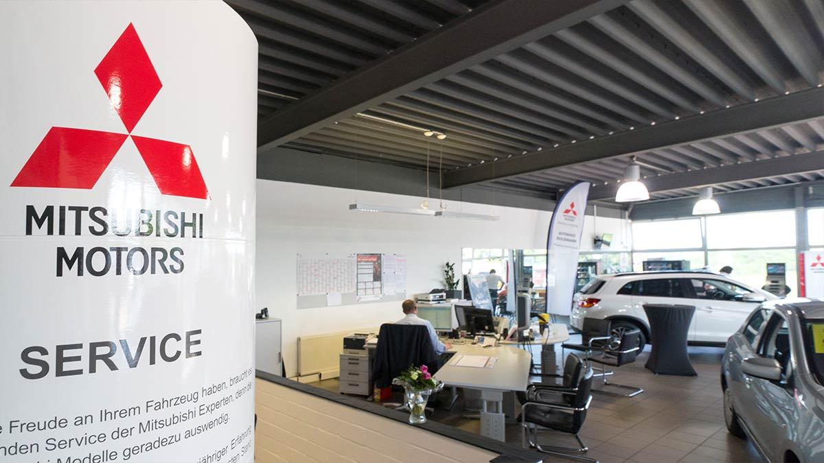 Service Autohaus Jörg Buschmann Mitsubishi Trier