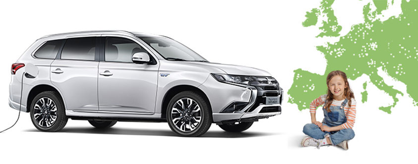 Mitsubishi Outlander Hybrid