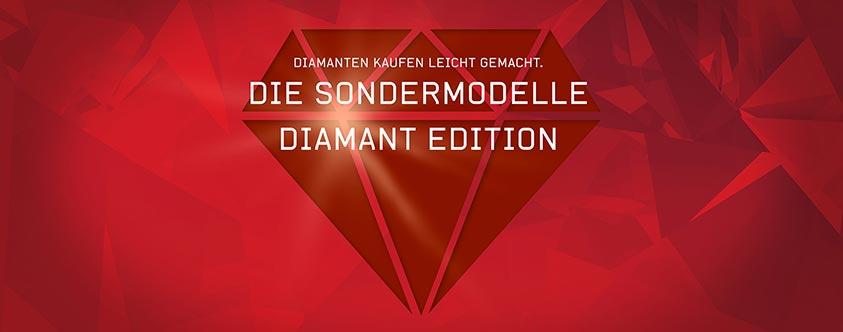 Mitsubishi Diamant Sonderserie