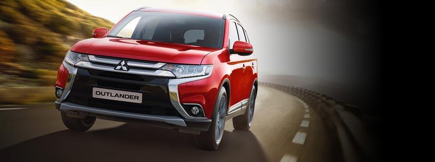 Reitsportförderung Mitsubishi Outlander