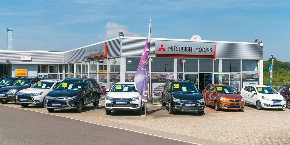 Mitsubishi Autohaus Buschmann Trierweiler