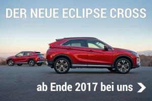 Mitsubishi Eclipse Cross SUV Trier