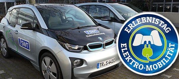 Erlebnistag Elektromobilität Trier 2017