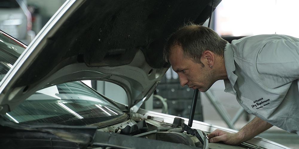 Inspektion alle Marken Autohaus Buschmann