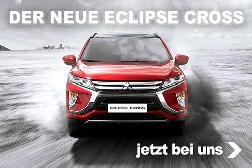 Mitsubishi Eclipse Cross Trier Buschmann