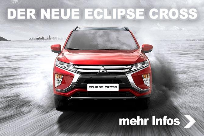 Mitsubishi Eclipse Cross mehr Infos