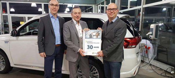 30 Jahre CG CarGarantie