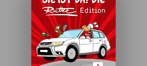 Ruthe Edition Mitsubishi