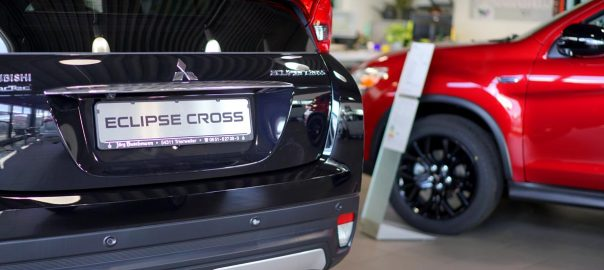 Mitsubishi Eclipse Cross Autohaus Jörg Buschmann Trier