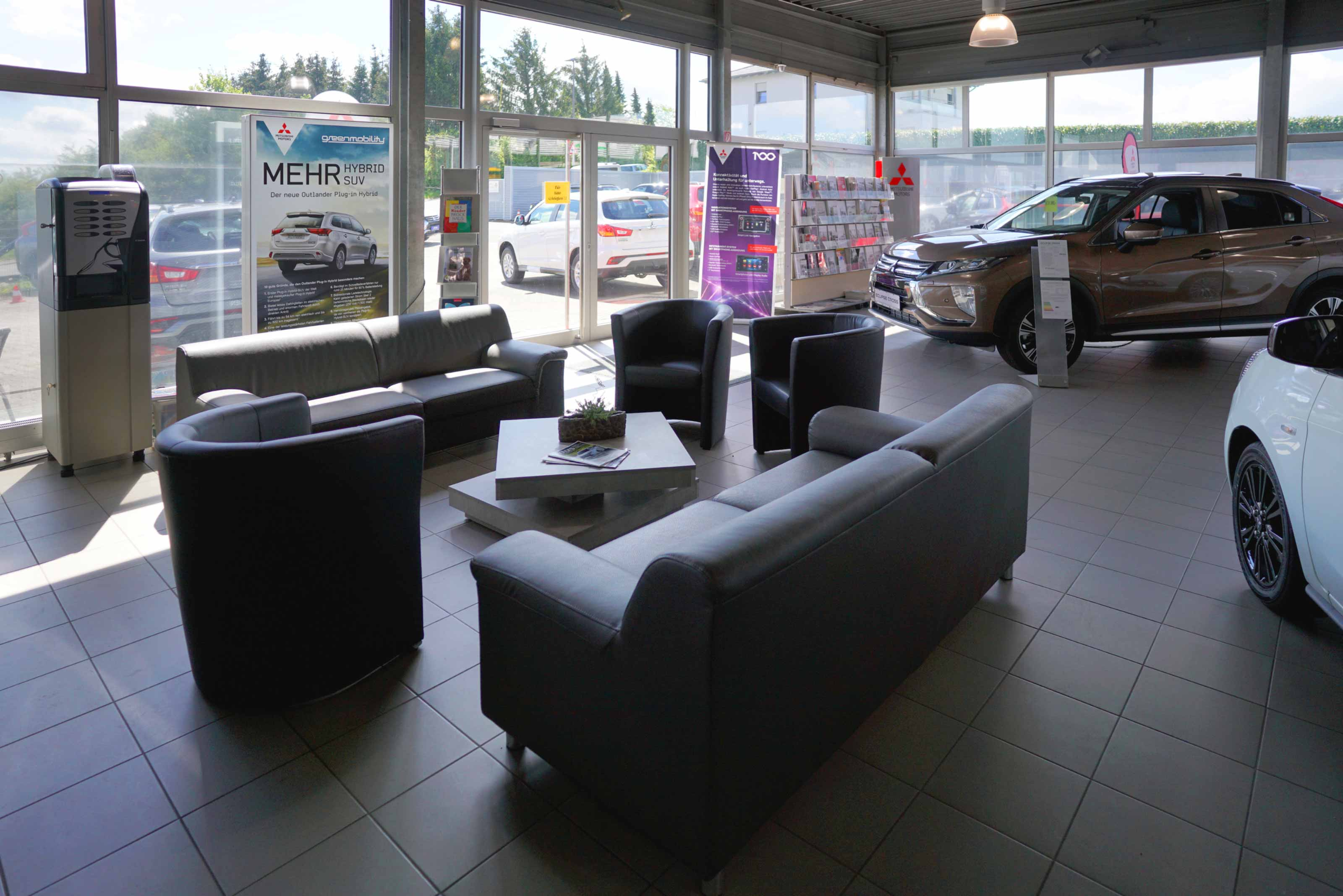 Warte Lounge Autohaus Jörg Buschmann Trierweiler