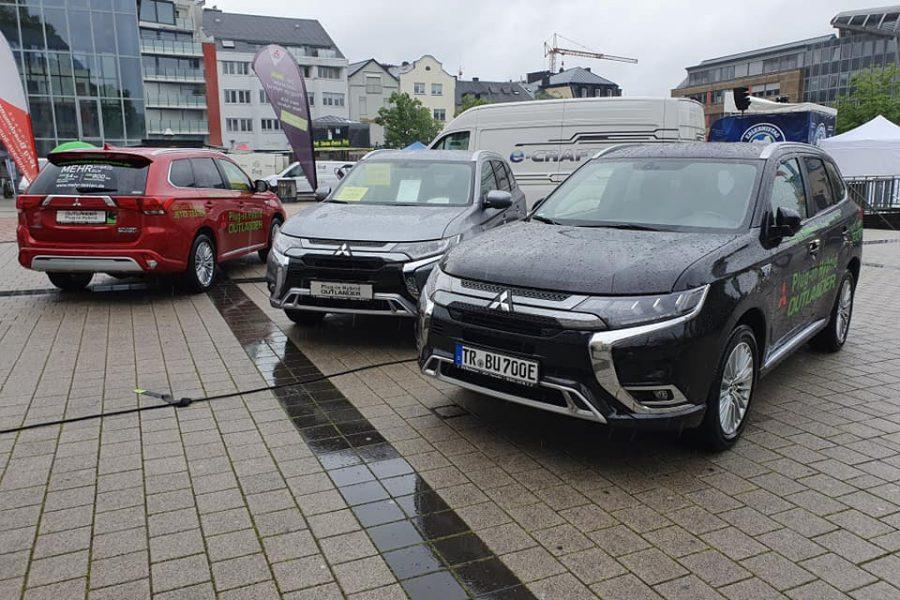 Erlebnistag Elektromobilitaet 2019 Trier