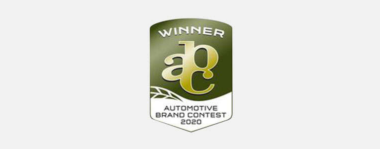 Automotive Brand Contest Winner 2020