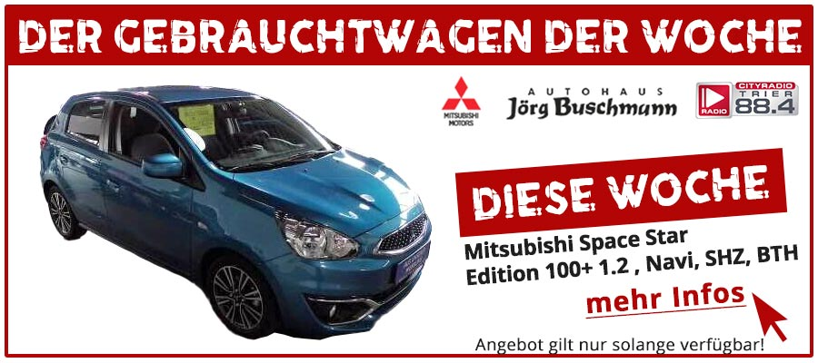 GWDW Mitsubishi Space Star Edition 100+
